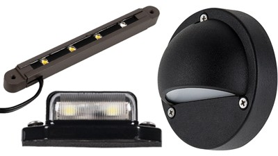 Shop for LED Step & Deck Lighting