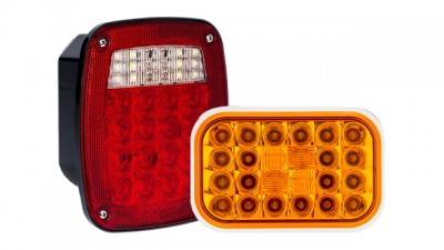 Shop for LED Truck and Trailer Lights