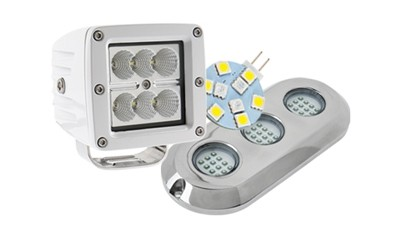 Shop for LED Boat Lights and Marine LED Lights