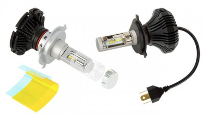 Shop for Replacement Motorcycle Headlights
