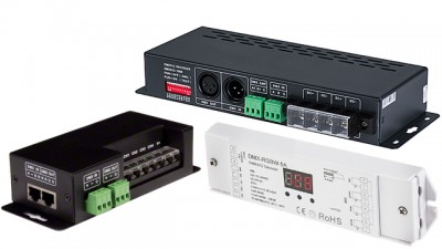 Shop for DMX Controllers/Decoders