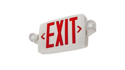 Shop for LED Exit Signs and Emergency Lights