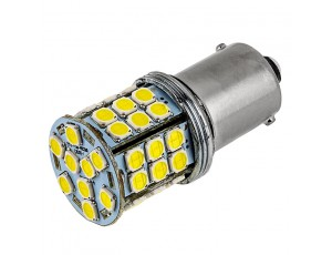 1156 LED Bulb - 45 SMD LED Tower - BA15S Retrofit