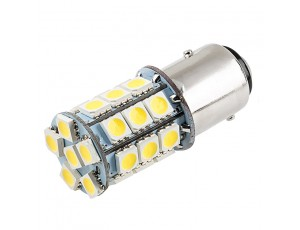 1157 LED Bulb - Dual Function 27 SMD LED Tower - BAY15D Retrofit