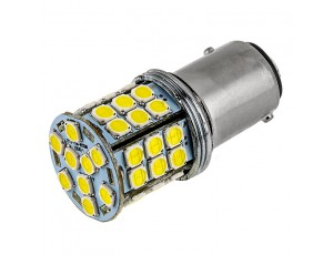 1157 LED Bulb - Dual Function 45 SMD LED Tower - BAY15D Retrofit