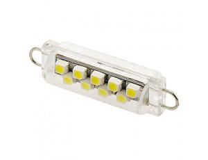 561 LED Bulb - 9 SMD LED Festoon - 44mm