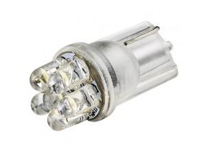 Light Bulb 194: 194 LED Bulb - 6 LED Wedge Base,Lighting