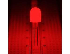 8mm Red LED (360 degree)