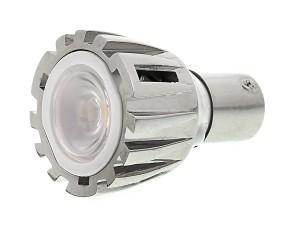 R12 Shape BA15S Bulb with High Power 1 Watt LED