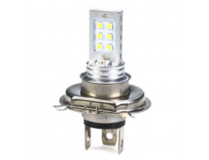 H4-W12 - H4 LED CAN Bus Bulb - 12 LED Daytime Running Light