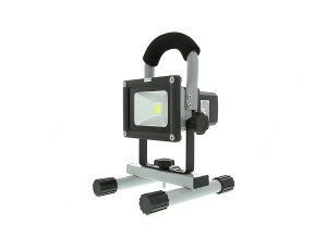 10W Portable High Powered Rechargeable LED Work Light