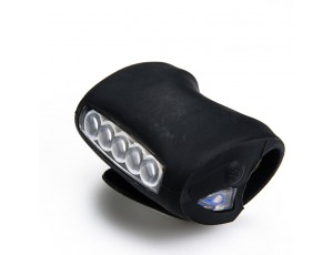 SG-F05 - LED Silicone Bicycle Light