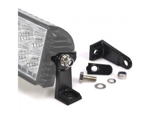 ORB-SMD - Heavy Duty Off Road LED Light Bar Side Mounting Brackets