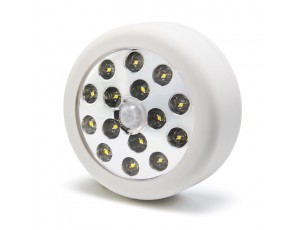 SLM series Motion-Sensor Stick-Up Lamp