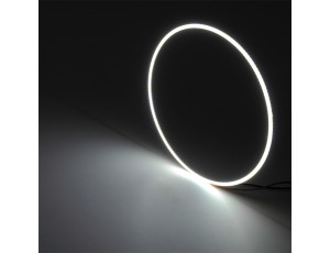 COB LED Angel Eye Headlight Accent Lights