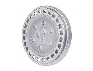 LED AR111 Spot Lamp - 9x1W LEDs