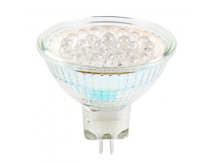 Color-Changing MR16 LED Bulb - 1 Watt - Bi-Pin LED Spotlight Bulb
