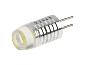G4 LED Bulb - 1 Watt (15 Watt Equivalent) Bi-Pin LED Bulb - Cool White