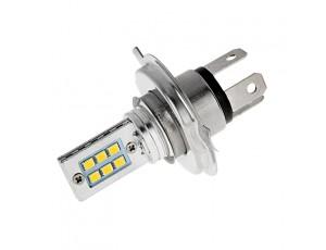 H4 LED Bulb - 12 SMD LED Daytime Running Light
