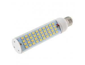 High Power 40 LED Rotatable E27 LED Bulb: Light Rotates 250°