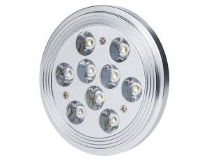 LED AR111 Flood Lamp - 9x1W LEDs