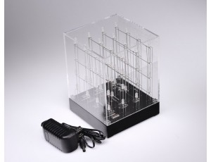 3D LED Cube with included power supply