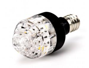 T7 LED Candelabra Bulb - 5 Watt Equivalent Decorative Light Bulb ...