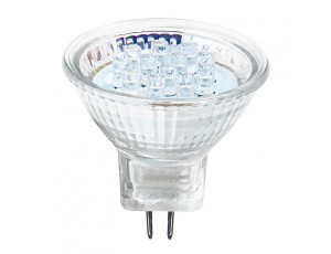MR11 LED Bulb,  12 LEDs