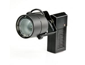 LED Track Light Fixture - Black