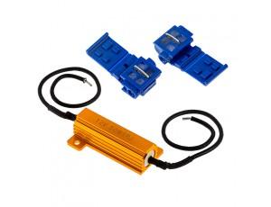 LED Light Load Resistor Kit - LED Turn Signal Hyper Flash & Warning Fix