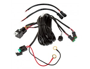 Wiring Diagram Boat Horn additionally 2074 further LED Light Wiring Harness With Switch 60647965952 additionally Cree Led Wiring Harness additionally 8in Led Light Bars 70728bl. on dual light bar wiring harness