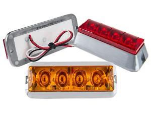 4 Watt LED Vehicle Strobe Light