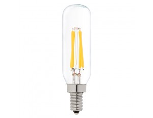 T8 LED Filament Bulb - 40 Watt Equivalent Candelabra LED