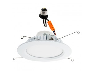 "Retrofit LED Can Lights for 6"" Fixtures - 130 Watt Equivalent - LED Can Light Conversion Kit - Dimmable - 1,250 Lumens"