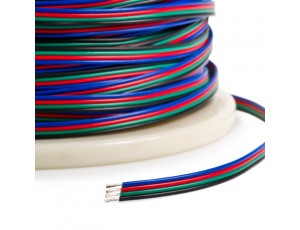 Four Conductor RGB Wire