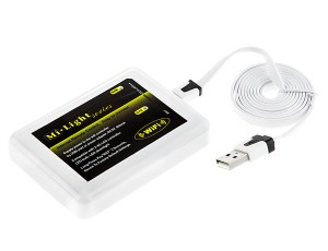 Smartphone or Tablet Wi-Fi LED Controller Hub - WIFI-CON