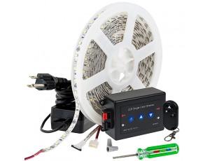 Under Cabinet LED Lighting Kit - Complete LED Light Strip Kit for Kitchen Counter Lighting