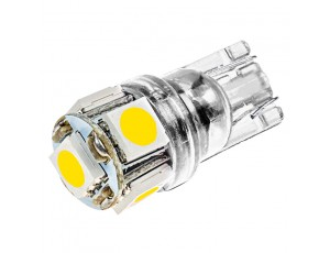 194 LED Bulb - 5 SMD LED Tower - Miniature Wedge Retrofit