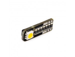WLED-xS-CB - High Power TOP LED T10 Wedge Base CAN Bus Style Bulb