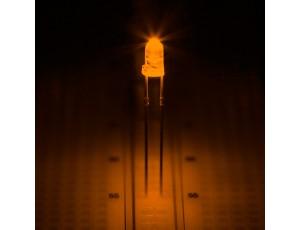 Yellow 3mm LED