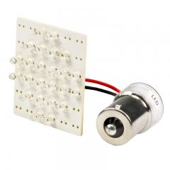 1156 LED Bulb - 24 LED PCB Lamp - BA15S Base