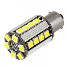 1156 CAN Bus LED Bulb - 26 SMD LED Tower - BA15S Base