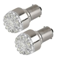 1156 LED Light Bulb - (19) LED Forward Firing Cluster Bulb - BA15S Base - 20W Equivalent