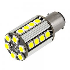1157 CAN Bus LED Bulb - Dual Function 26 SMD LED Tower - BAY15D Bulb