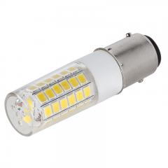 1157 LED Bulb - Dual Function 51 SMD LED Tower - BAY15D Bulb - Amber