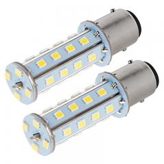 1157 LED Bulb - Dual Function 28 SMD LED Tower - BAY15D Bulb