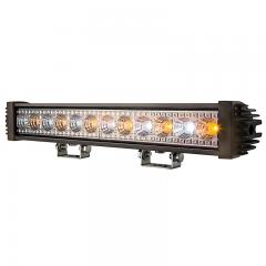 "18"" Amber/White LED Off-Road Light Bar - 24W - 2,750 Lumens"