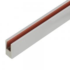 KRAV-810 LED Strip Channel - Glass/Acrylic Edge-Lit