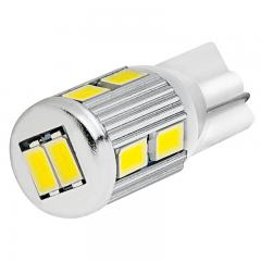 921 LED Landscape Light Bulb - 10 SMD LED Tower - Miniature Wedge Retrofit - 177 Lumens