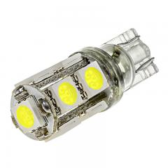 921 LED Bulb - 9 SMD LED - Miniature Wedge Base